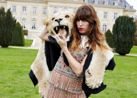 NEWS: Lou Doillon for TSUM Department Store Moscow