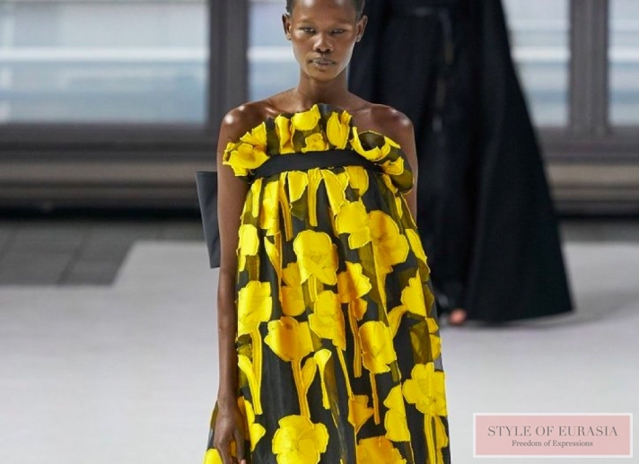 Yellow is the most fashionable color of September 2020