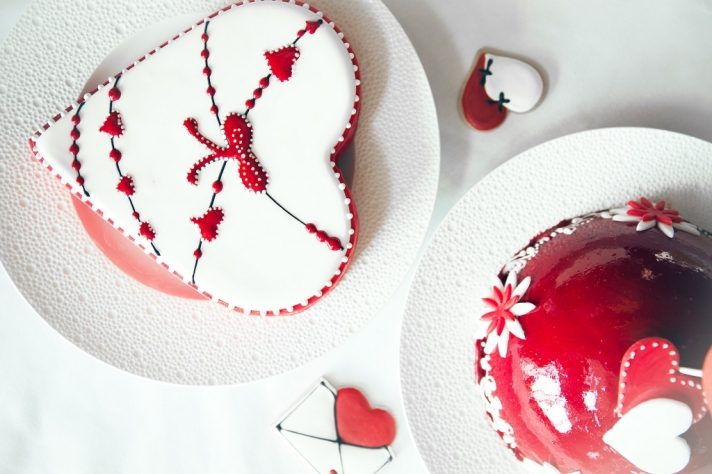 NEWS: Valentine's Day at The Ritz-Carlton Almaty