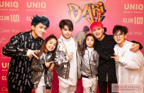 Presentation of the «BARI» music video from YOUNGSTERS