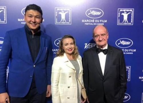 Almaty Film Festival in Cannes!