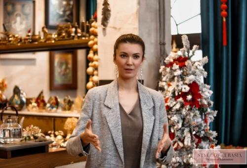 Interview: Yelena Topolskaya