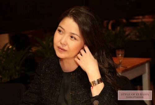 Interview: Assel Sadvakassova