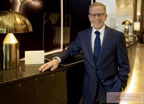 The Ritz-Carlton, Astana announces the appointment of Christoph Schleissing as CEO