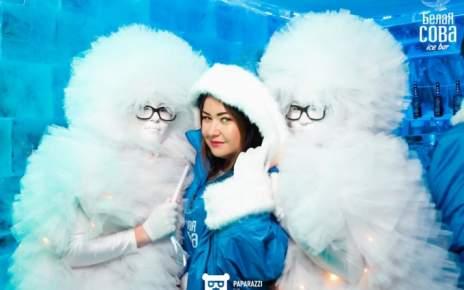 Freeze bar Almaty grand opening