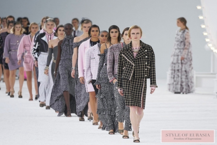 Chanel Cinematic Collection SS 2021