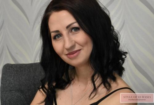 Interview: Alexandra Vishnivetskaya