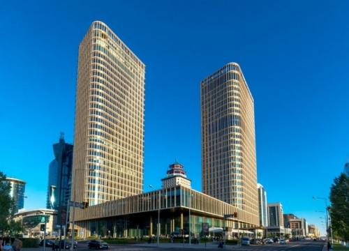 July weekend in Nur-Sultan with The Ritz-Carlton, Astana