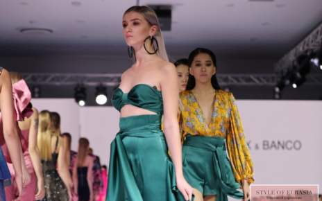 Kazakhstan Fashion Week Astana SS 2019