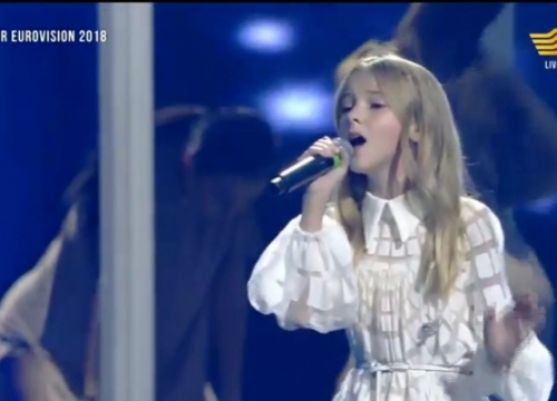 NEWS: Danelia Tuleshova won in the national selection for the competition Eurovision Junior