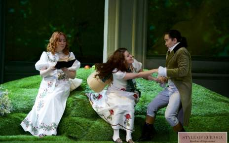 «Eugene Onegin» new production of your favorite opera