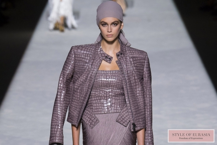 Glamorous chic from Tom Ford Spring-Summer 2019
