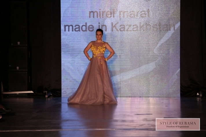 Kazakhstan Fashion Week SS 2018, 2 Day