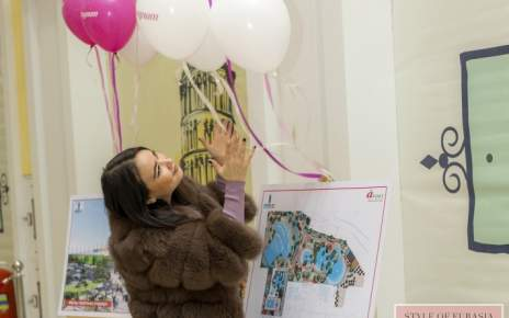 The new giant «Magnum» opened in the mall «Aport» in Almaty