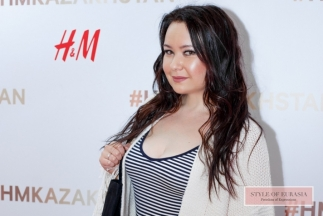 Special party in honor of the opening of the first H&M store in Kazakhstan