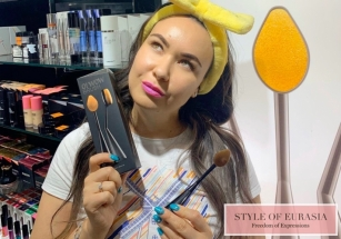 O! Wow Brush from Cailyn is one of the best-selling beauty accessories