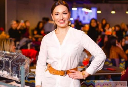 Interview: Anna Alexeyeva