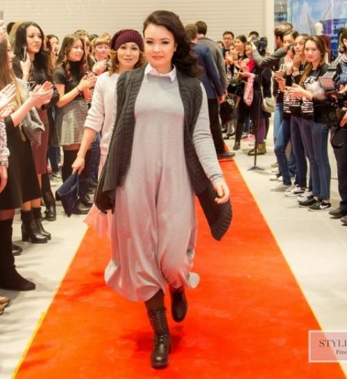 Styleofeurasia on the catwalk