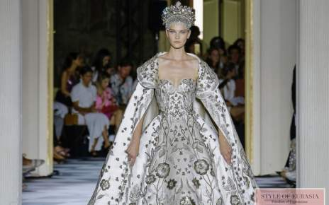 Inspiring masterpieces Haute Couture Fashion Week in Paris Autumn/Winter 2018