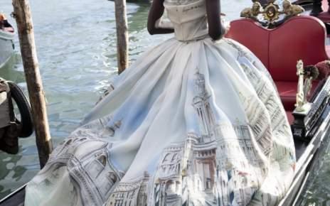 Dolce & Gabbana Alta Moda Fashion Show in Venice