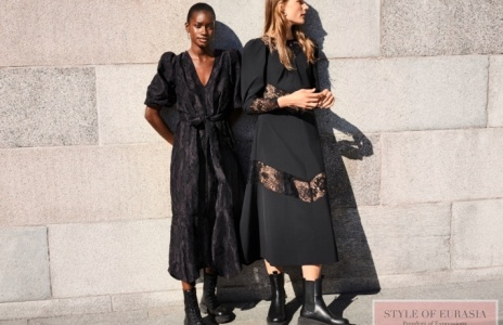 New H&M collection from sustainable materials for fall 2020