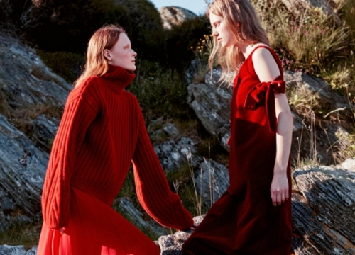 NEWS: The main trendy color of the coming autumn is red