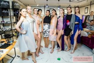 Grand opening of AYA by DK showroom in Almaty