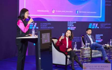 The first Eurasian Event Forum was held