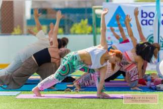 Kazakhstan Yoga Fest 2017