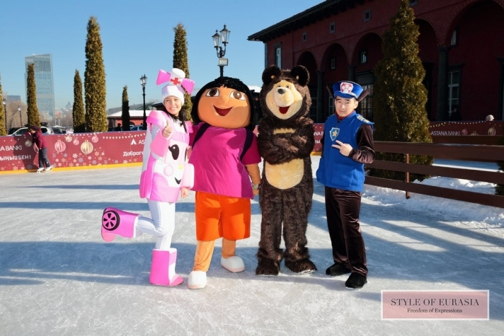 Where to skate in Almaty?