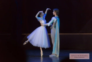 «Romeo and Juliet» with the stars of the Bolshoi Theatre of Russia