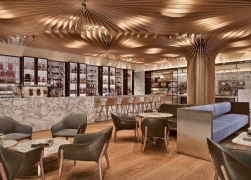 NEWS: New menu in the main restaurant The Ritz-Carlton, Astana