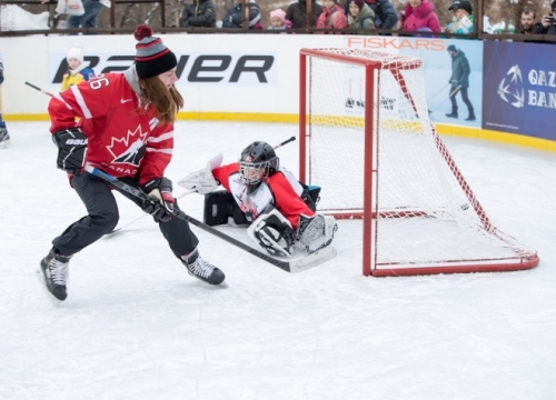 NEWS: February 25 yard rink Sport Concept invites you to the hockey competitions