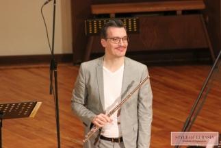 In Almaty hosted the unique concert of Mario Caroli