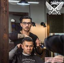 Male beauty from City Barber Barbershop Almaty