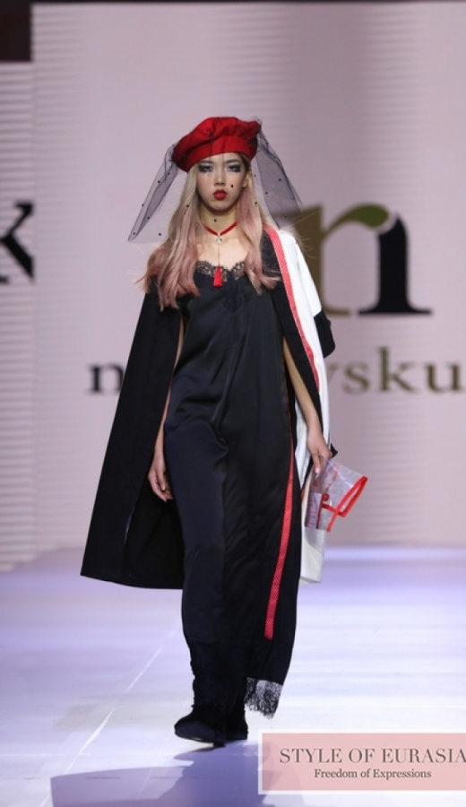 Kazakhstan Fashion Week Astana FW 2018/2019, Day 2