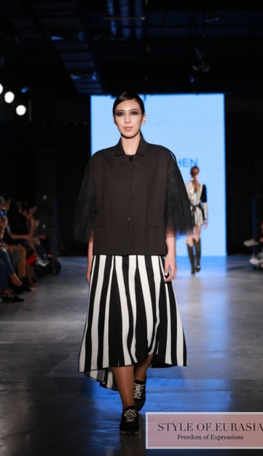Kazakhstan Fashion Week autumn-winter 2018/19, Day 3