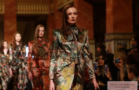 Kazakhstan Fashion Week autumn-winter 2018/19, Day 1