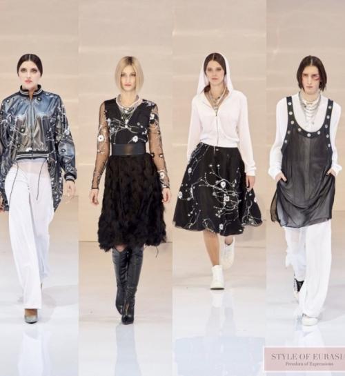 Fabric Fancy by Sergey Khromchenkov SS'22