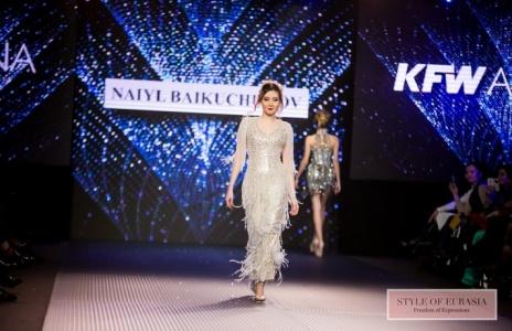 Kazakhstan Fashion Week Astana Spring/Summer 2017