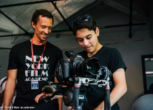 NEWS: From 27 to 29 October in Almaty will be practical workshops of New York Film Academy