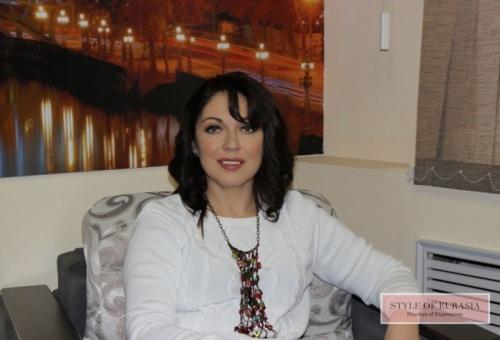 Interview: Mila Savinykh