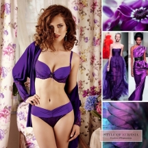 To overcome autumn depression will help correctly chosen lingerie