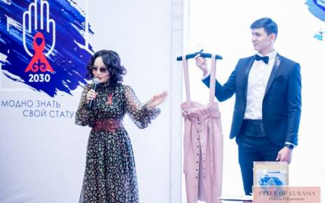 Charity evening «Fashion for the happiness of children» was held in Almaty