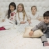 The grand opening of the boutique Casa per Bambini
