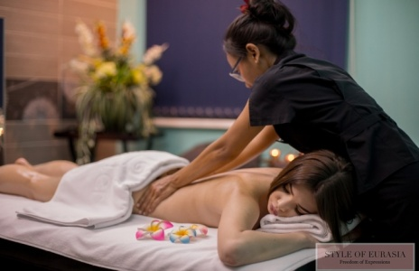 Bali SPA center: relaxation begins here