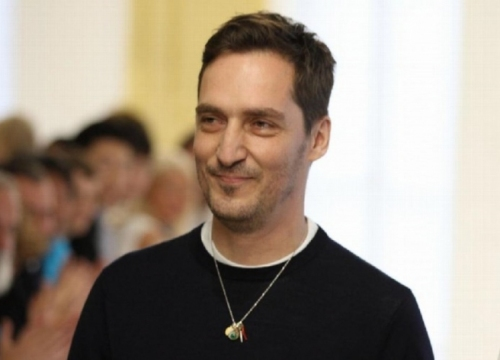 NEWS: Serge Ruffieux declared the creative director of Carven