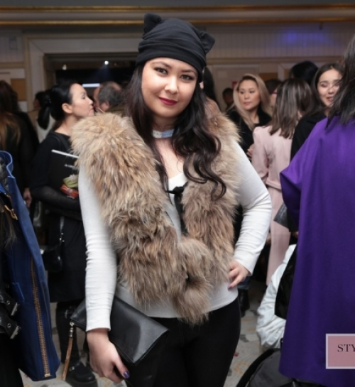 Kazakhstan Fashion Week 3 Day (Spring - Summer 2017)